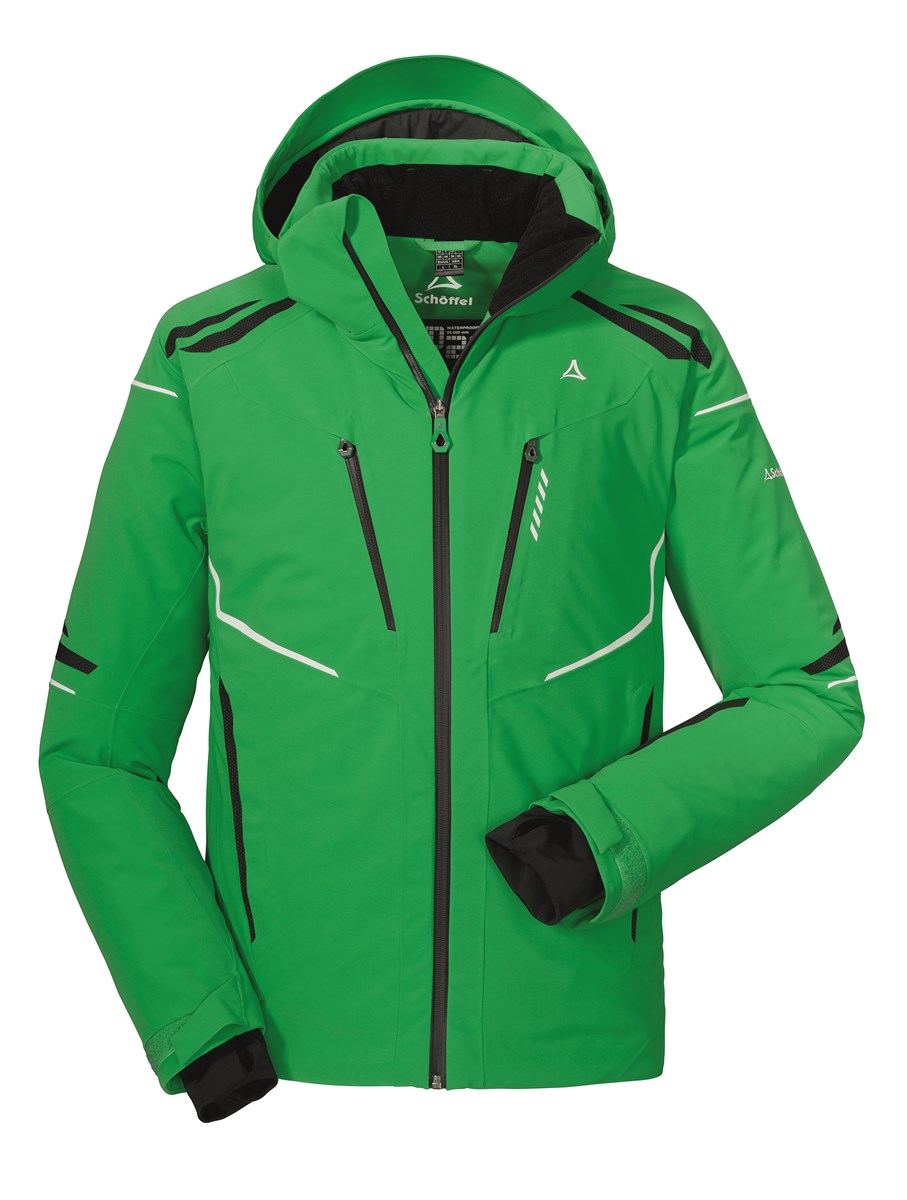 skate shoes coupon codes 50% price Schoffel Zurs 2.0 Mens Ski Jacket in Fern Green