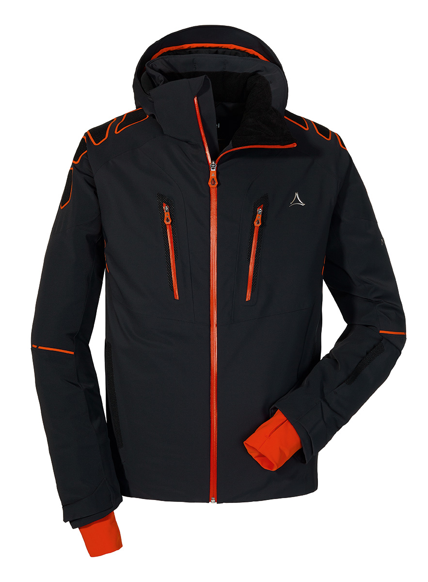 promo codes 100% top quality authorized site Schoffel Mens Zurs 3 Ski Jacket in Black