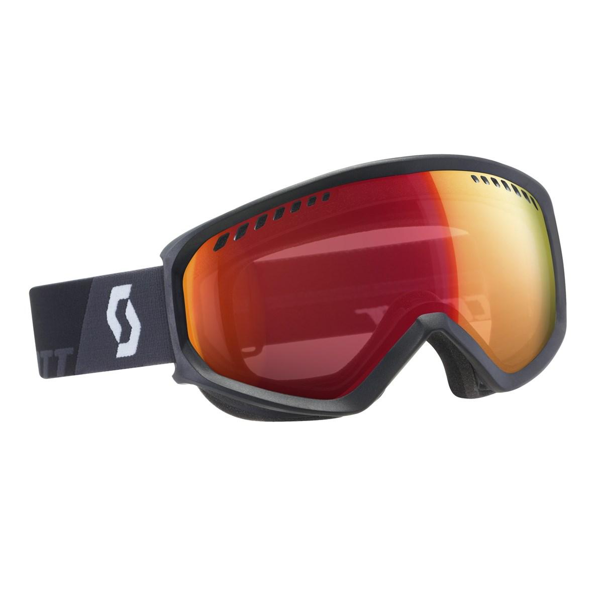 75e2f5c1ff4e Scott Faze Illuminator Ski Goggles In Black Illuminator Red £45.00