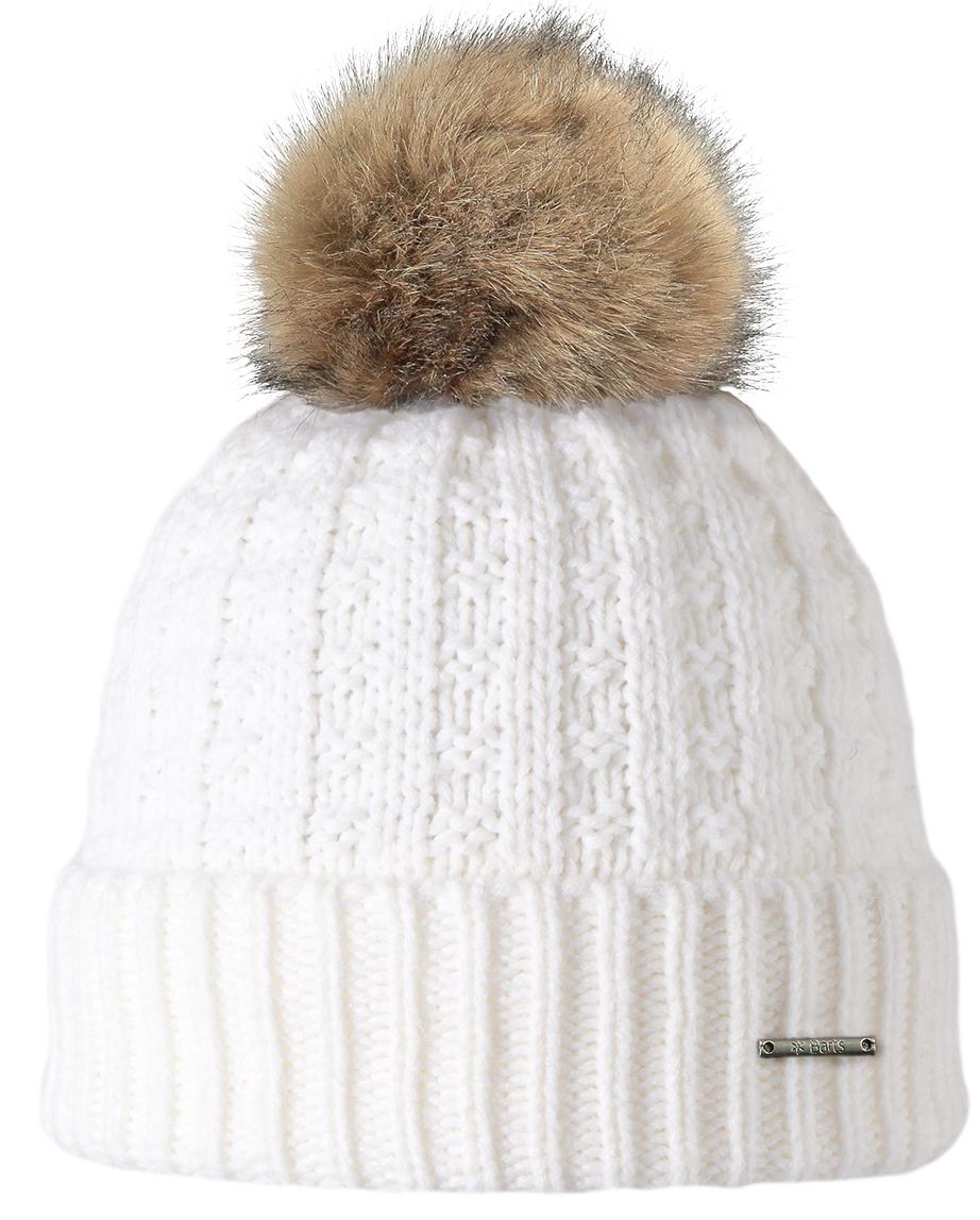 Barts Filippa Beanie Hat in White The Ski Shop £34.99 12b53e4ab915