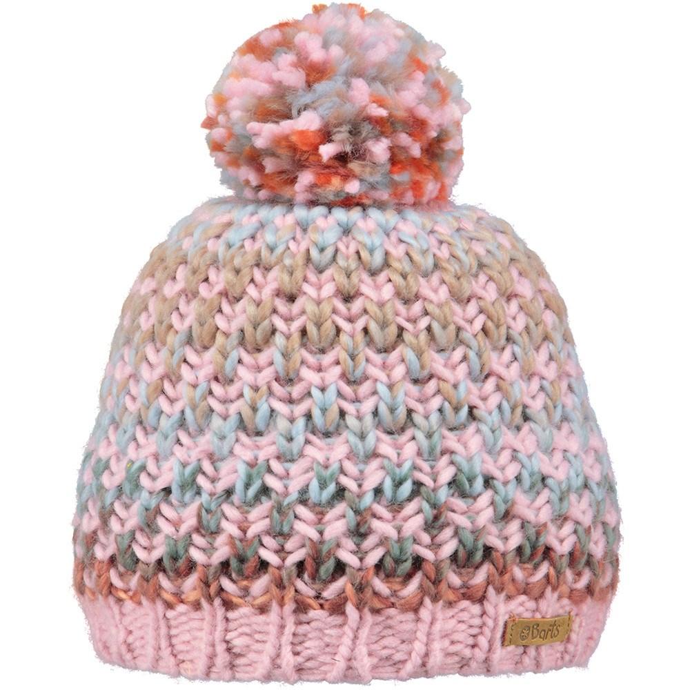 Barts Nicole Junior Beanie Hat in Peony Pink - The Ski Shop £22.99 b2191b362749