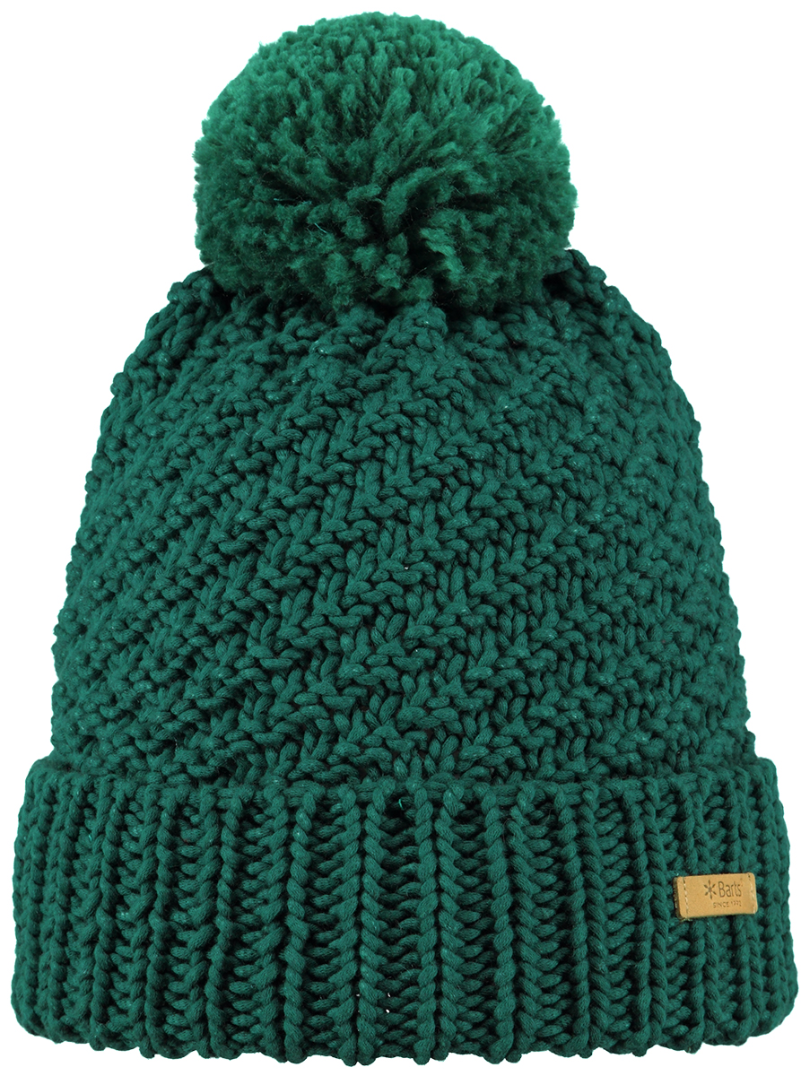 Barts Brodys Beanie Hat Bottle Green