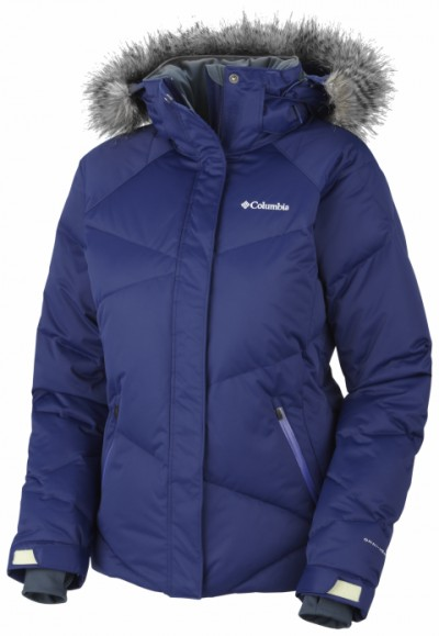 COLUMBIA Lay 'D' Down Jacket  Aristocrat Blue