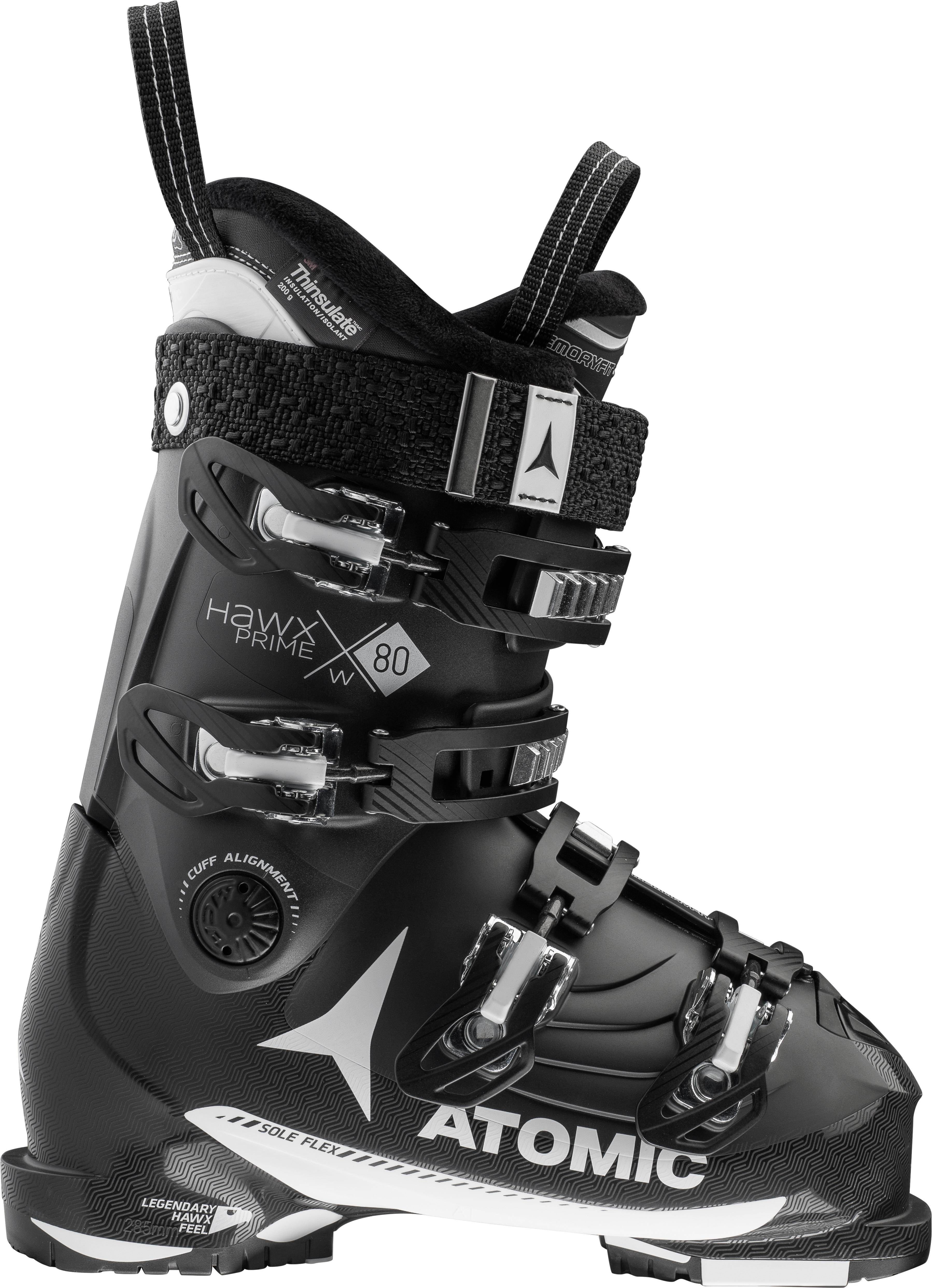 Atomic Hawx Prime 80 W Womens Ski Boots