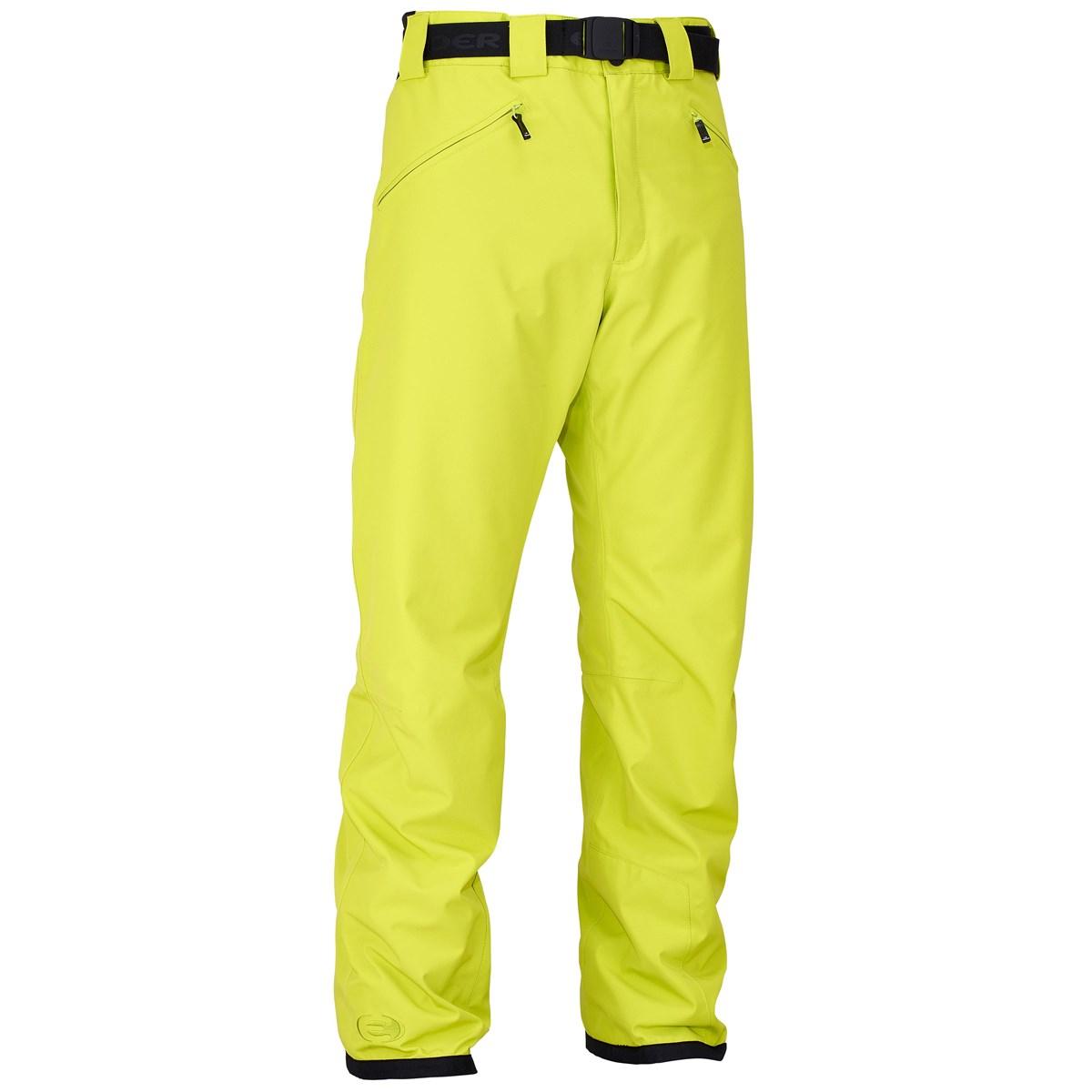 a8f829958 Eider Alta Badia Mens Ski Pants in Lime