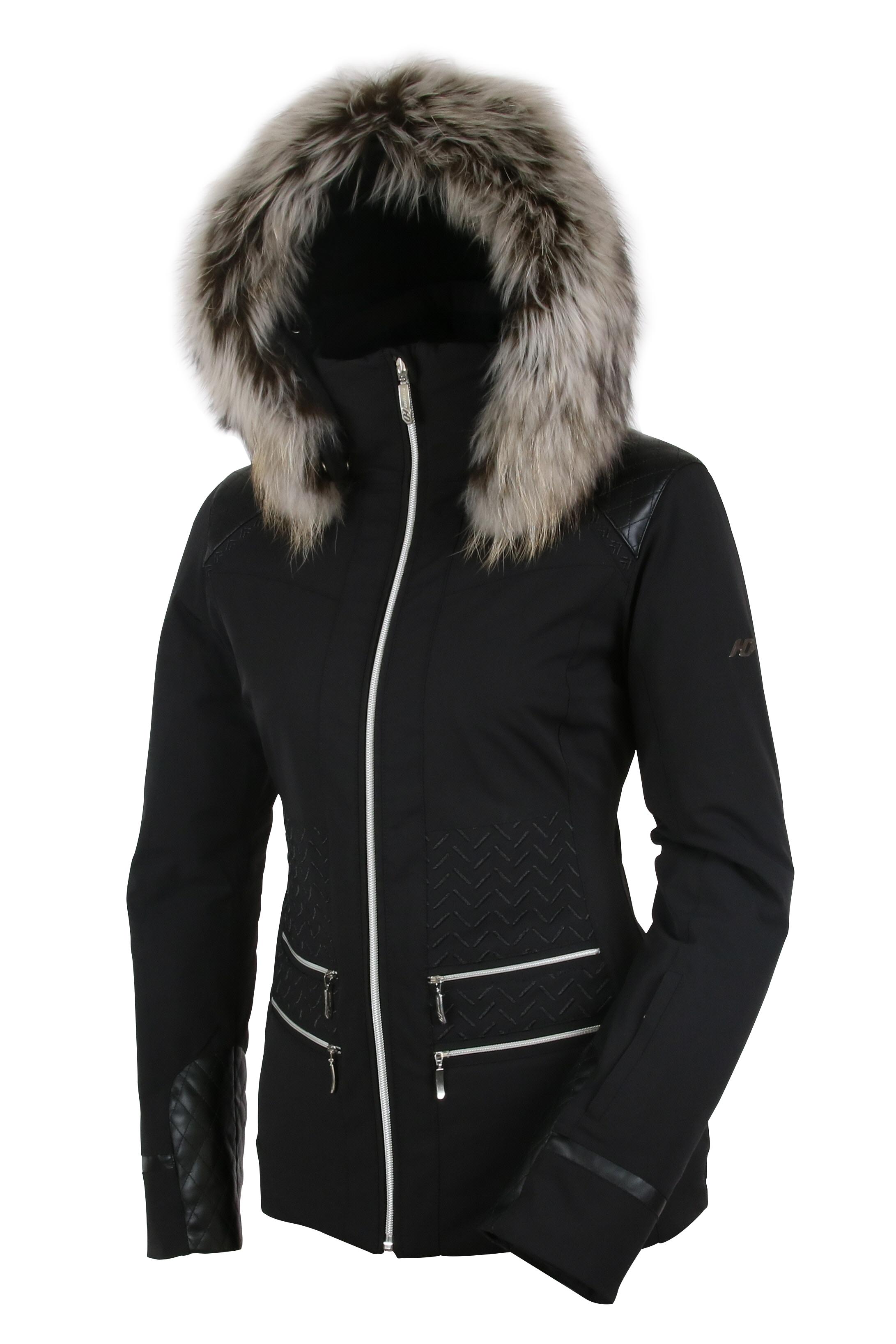 Henri Duvillard Borah Womens Ski Jacket In Black £549.00 36d1533a26