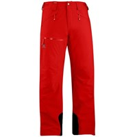 6ea29121fe Salomon Brilliant Pant in Red - The Ski Shop £125.00