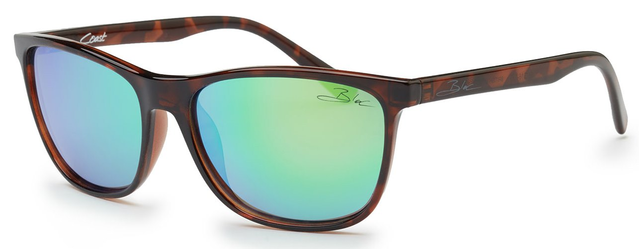 New Bloc Coast F601 Men's Sunglasses with Karbon Injected Frame