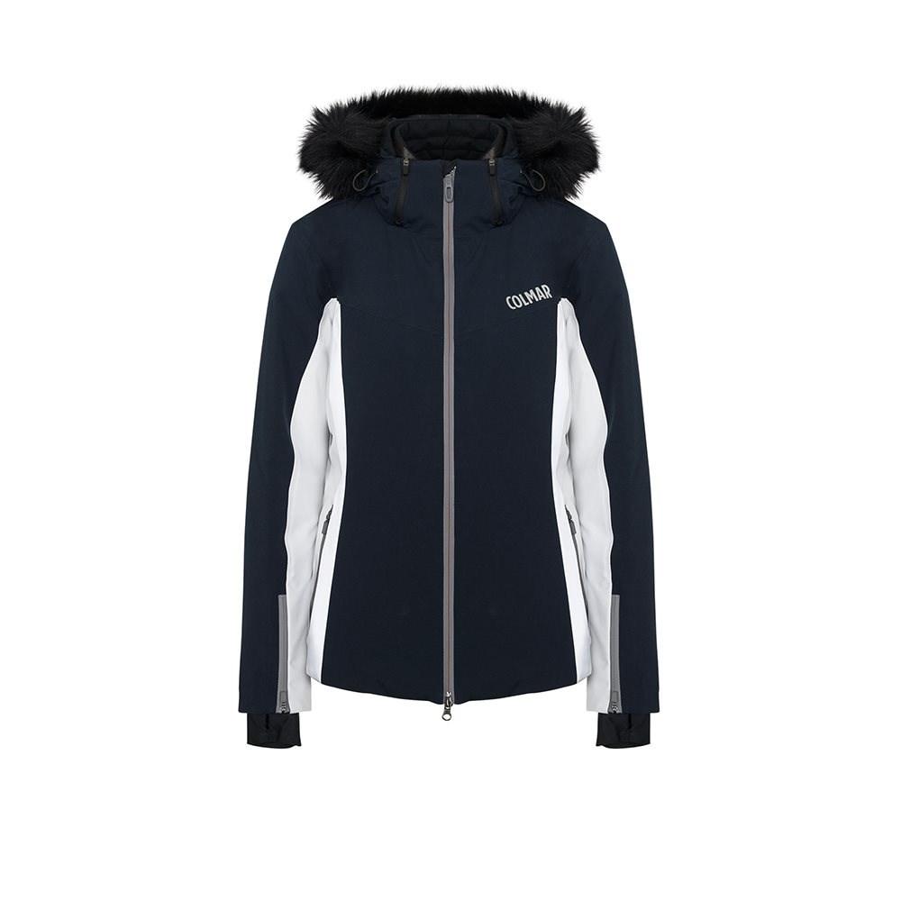 Colmar Meribel Womens Ski Jacket in Navy White £321.75 19ff7bd5d