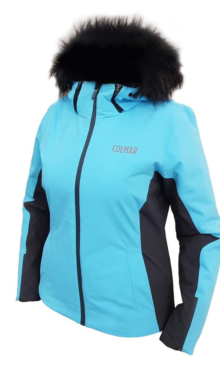 Colmar Meribel II Womens Ski Jacket in Aqua Blue £349.00 d4fad2874