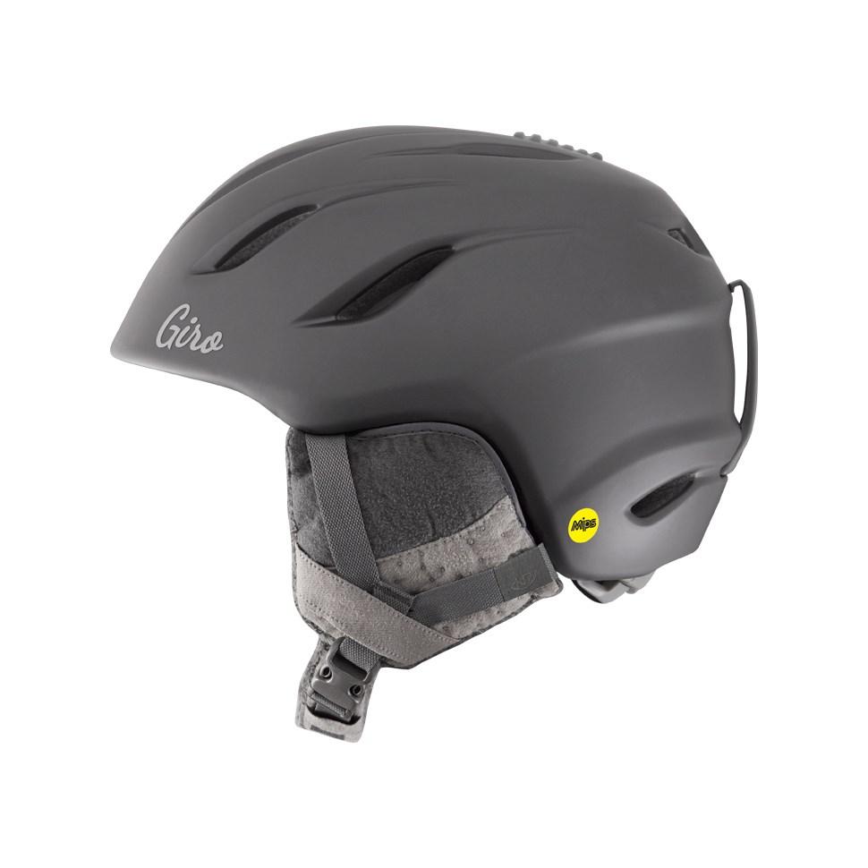 Giro Era MIPS Womens Ski Helmet - Titanium - The Ski Shop £109.95 078a05e0e