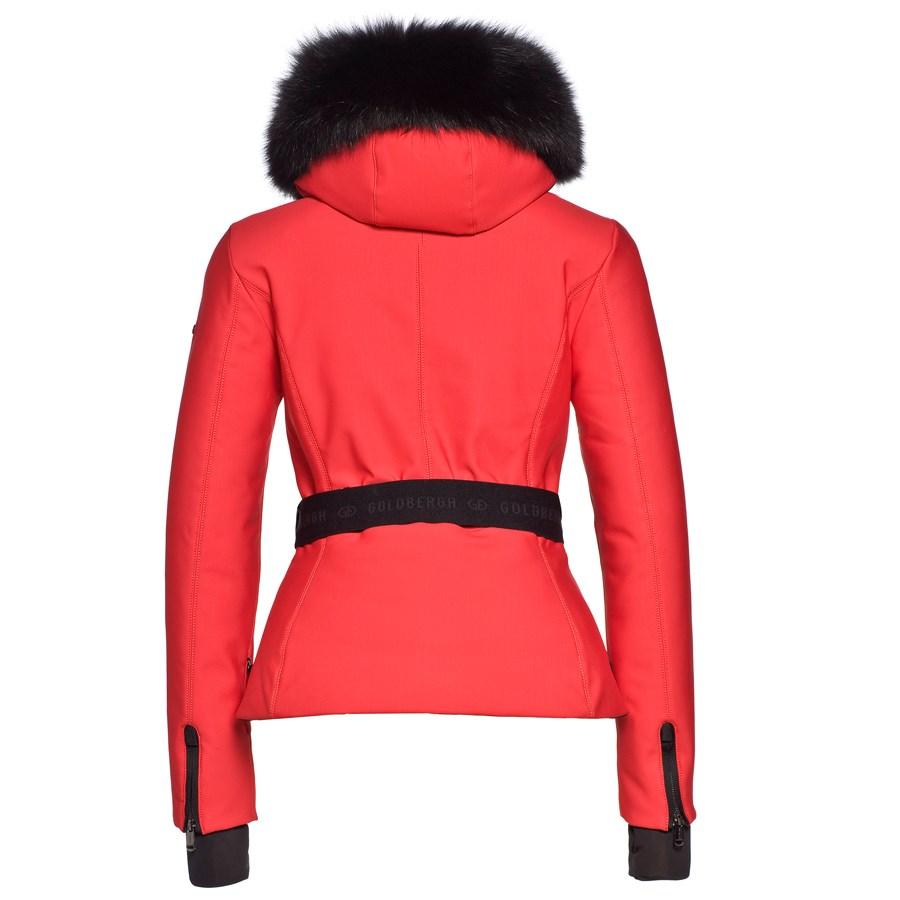 f469784f6d Goldbergh Hida Womens Ski Jacket In Red The Ski Shop £525.00