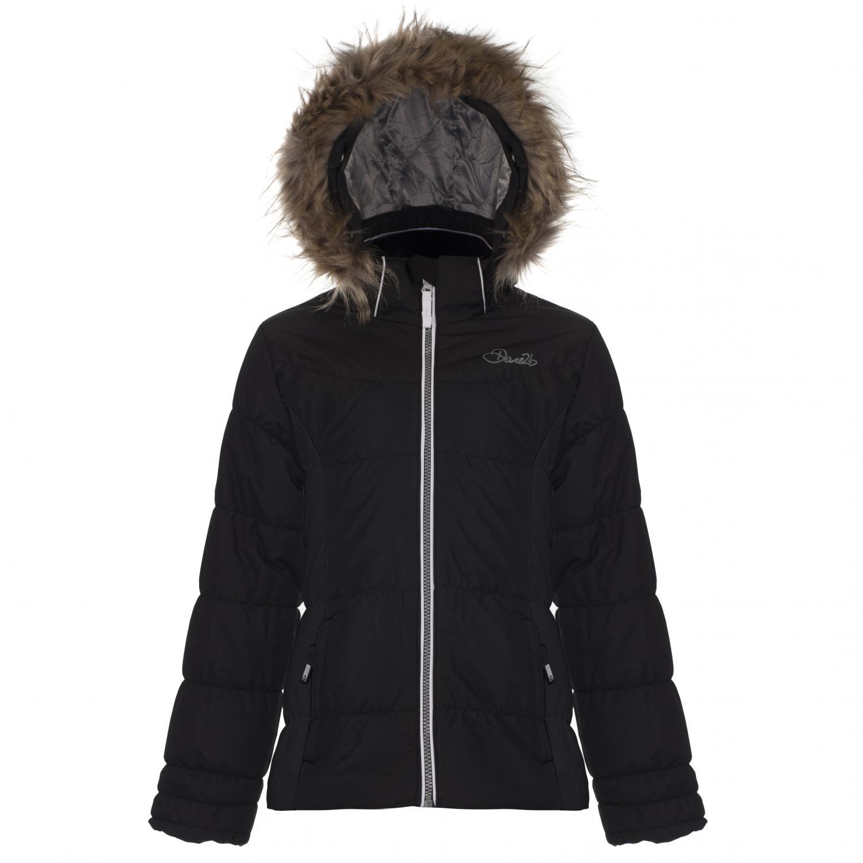 Dare2b Emulate Kids Ski Jacket In Black The Ski Shop £70.00 9e95ce95a