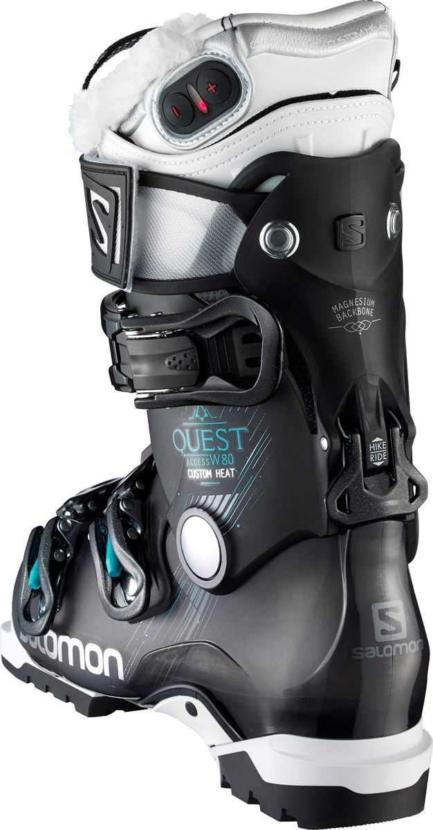 4c2854a93d Salomon Quest Access Custom Heated Womens Ski Boots