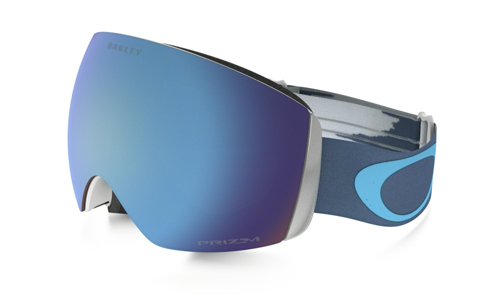 63abb73dff Oakley Flight Deck XM Goggles In Blue With Prizm Sapphire Lens £175.00