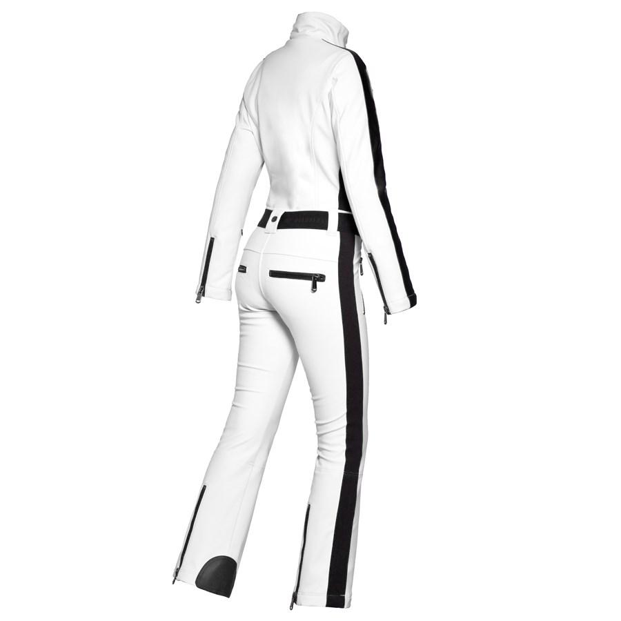 Goldbergh Phoenix Womens One-Piece Ski Suit In White The Ski Shop £525.00 0743de079