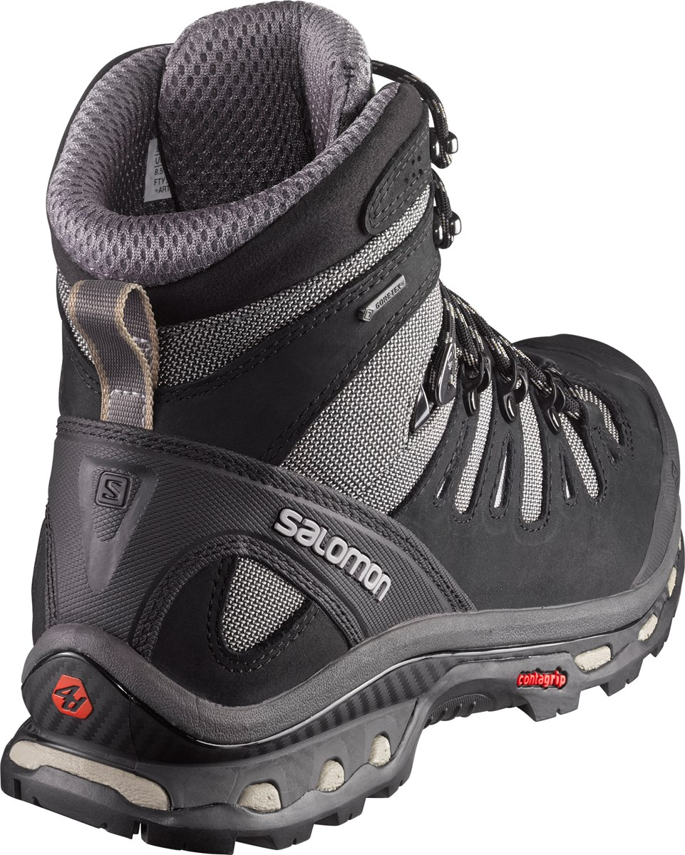 7335516a1e5 Salomon Quest 4D 2 Gore-Tex Mens Hiking Walking Boots in Detroit/Black
