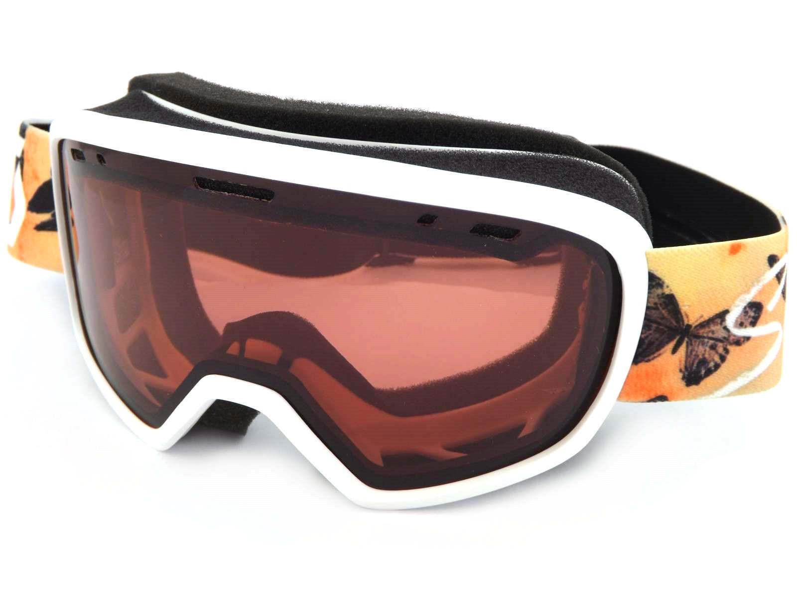 31d0556532 Scott Buzz Junior Ski Google In White Amplifier The Ski Shop £25.00