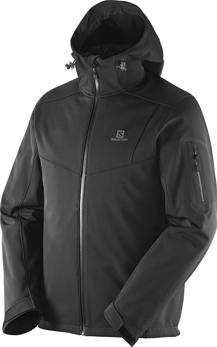 1c759f2278b2 Salomon Snowtrip Premium 3 1 Mens Ski Jacket in Black £280.00