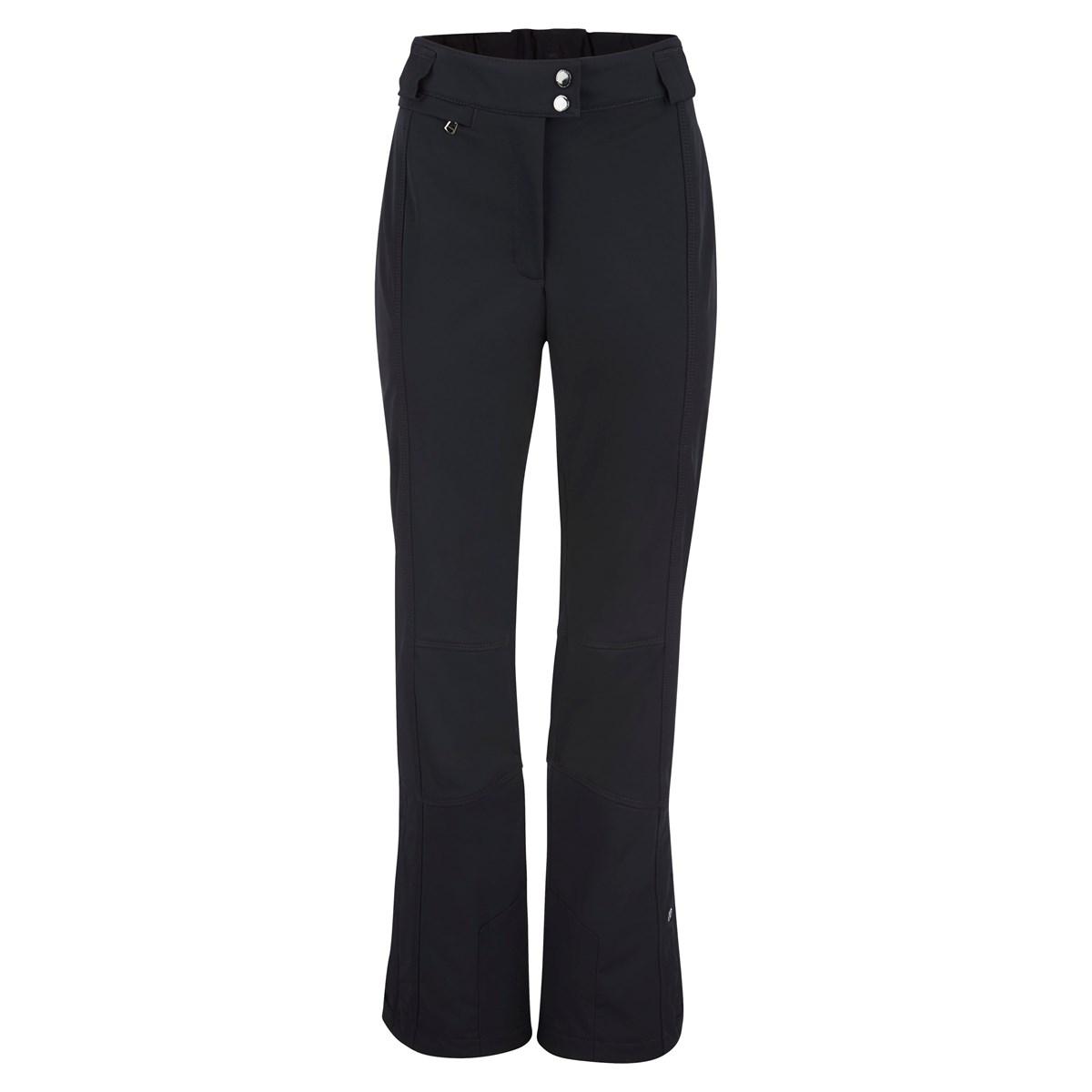 Poivre Blanc Womens Fitted Stretch Ski Pants Short Leg in Black £179.00 7492d98aaf