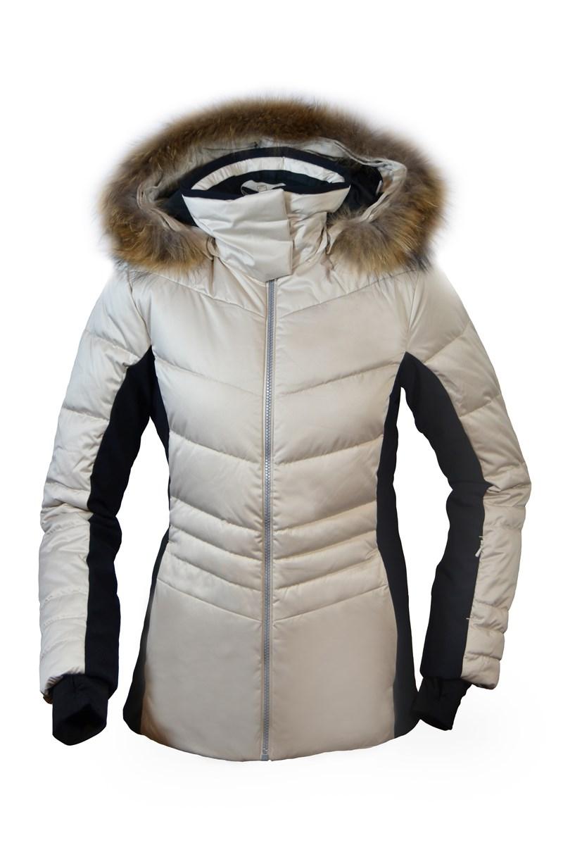 b1120e3490 Eider Sugarloaf Womens Down Ski Jacket in Champagne The Ski Shop £225.00