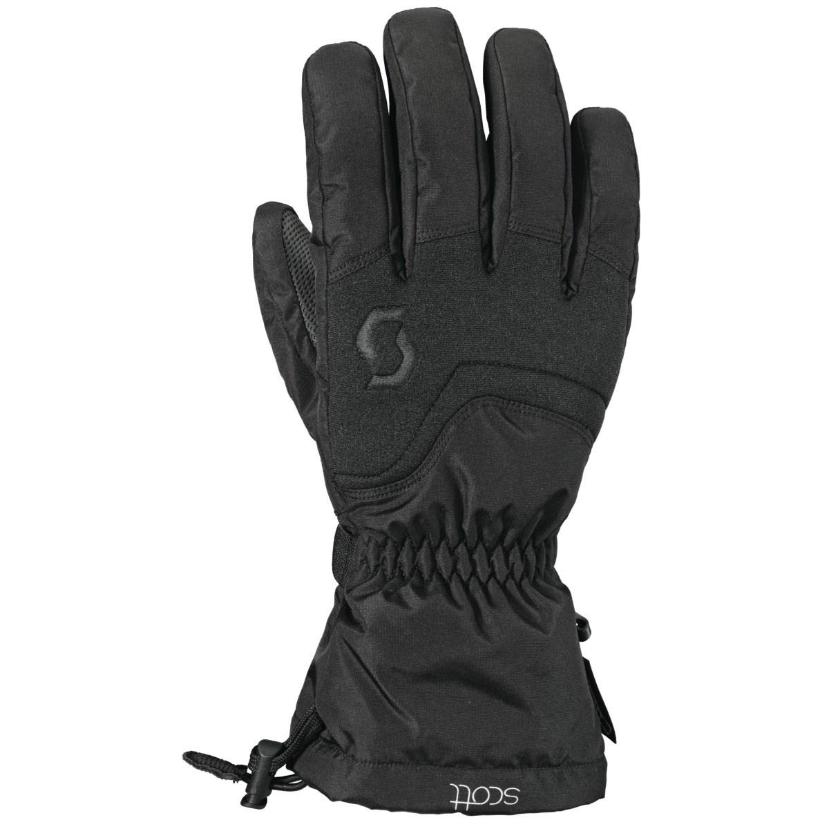 c93a7da32 Scott Ultimate GTX Womens Ski Gloves in Black